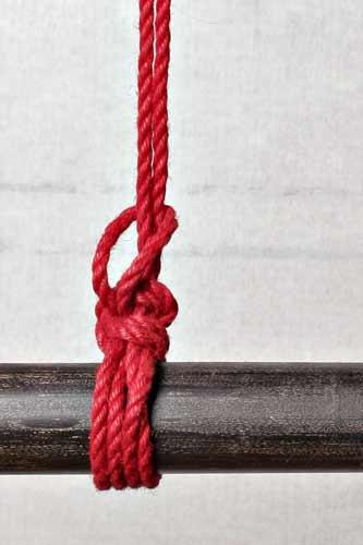 Tutoriel shibari n°7 : nœud de bondage